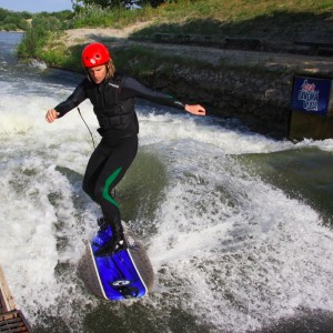 ARS Austrian River Surf Camp