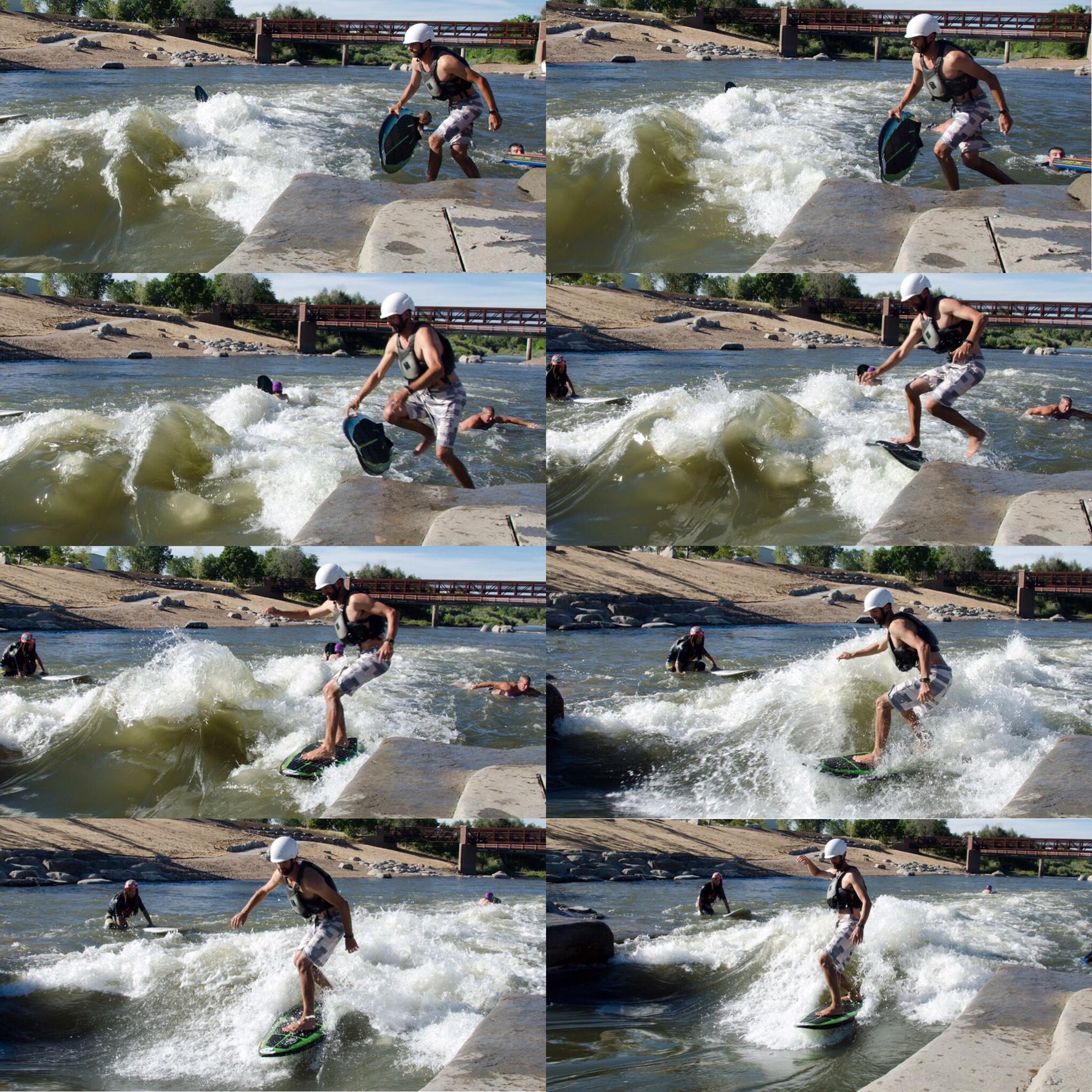 River Surfing Magazine