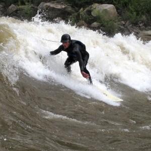 Ben Cross & Jesse Dimarco Surfing Durango