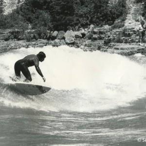 Black and White Still, 1989
