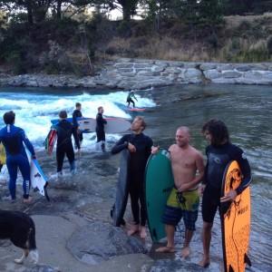 Camphill River Surf Club, New Zealand