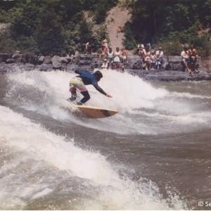 Frontside Cutback, 1991