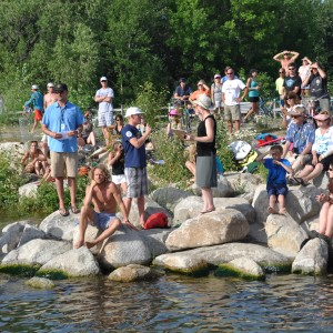 The Crowd at Boise River Park