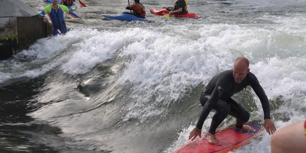 Boise River Park Surf & Kayak Rally - Riverbreak Magazine