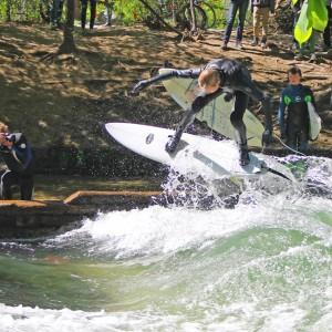 Dominik Wienecke Buster Surfboards Rookie