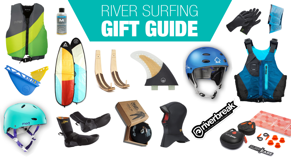 24 Best Gift Ideas for River Surfers