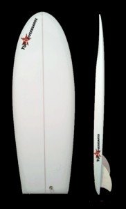 The Mini Simmons - TUF Riverboards