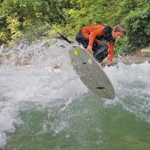 Moritz Wienecke Buster Surfboards Rookie