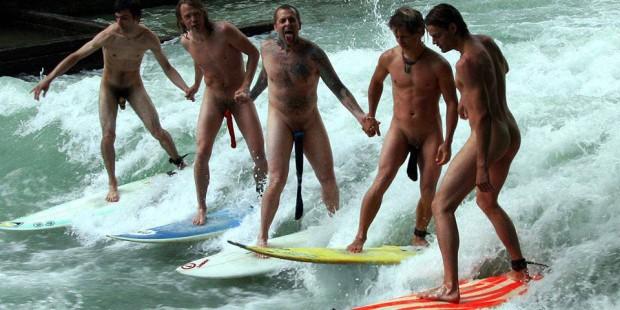 голые серферы фото парни