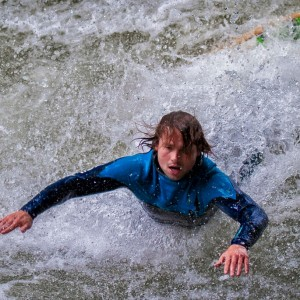Eisbach Wipeout