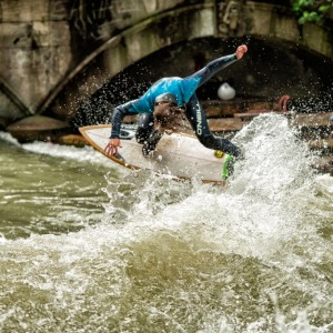 Some Eisbach Action