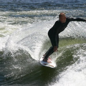 River Surfing Idaho