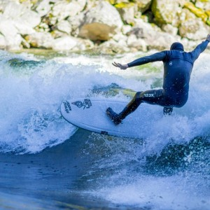 River Surfing Idaho/Montana