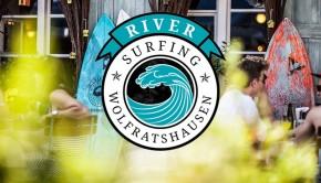 River Surfing Wolfrathshausen