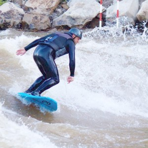 Jacob Kelly Surfing Durano
