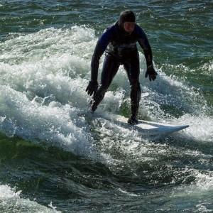 Gregory Roper Surfing G-Spot, Montana