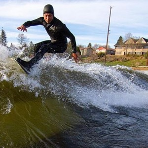 River Surfing Bend, Oregon