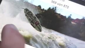 Riversurfing Aerial
