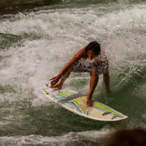 Tao at the Surf & Skate - Krach am Bach