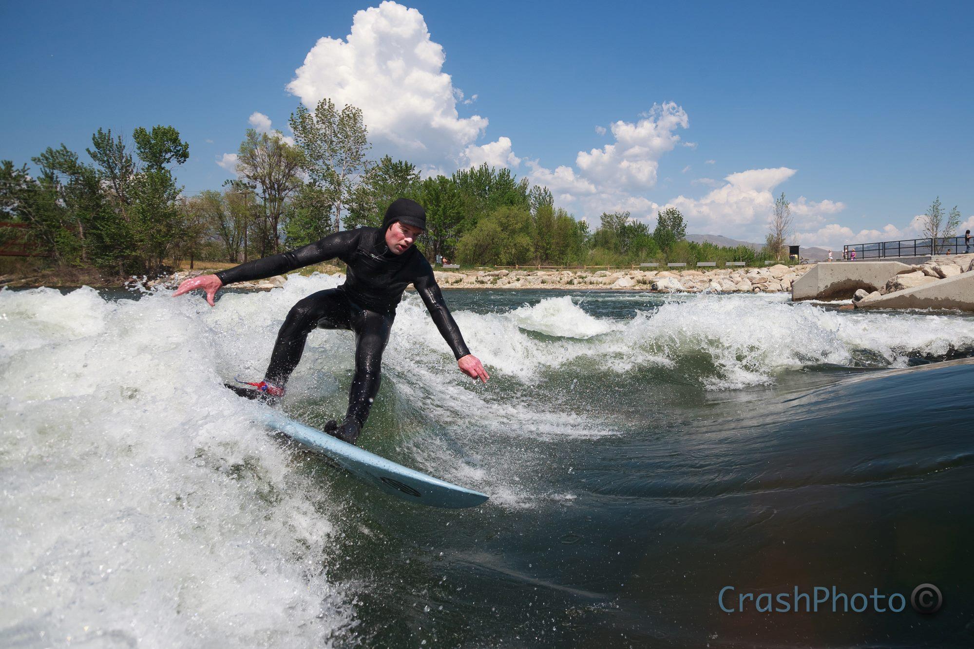 Boise Whitewater Park - Riverbreak