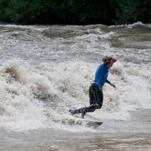Murbreak Riversurf Contest 2012